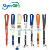 New Products on China Market Promotion Polyester Computer Lanyard