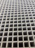 FRP/GRP Molded Grating Square Mesh Double Layer Flooring