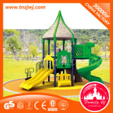 Colorful and Funny Outdoor Playground Slide