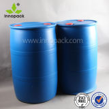 200 L Blue Plastic Drums with Closure Lid for Chemical Oil or Paint Use