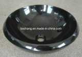 Blue Pearl Granite Marble Wash Basin for Home Decoration