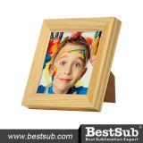 "Bestsub 4.25""*4.25 Wooden Photo Frame (TMK01)"
