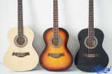 Aiersi New Arrival Musical Instrument Colorful Acoustic Guitar Sg025