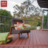 Wood Plastic Composite Deck for Outdoor Balcony Terrace WPC Decking