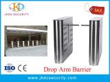 Access Control Automatic Drop Arm Barrier Turnstile