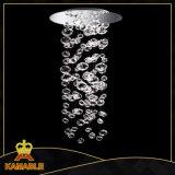 Hotel Home Decorative Modern Glass Ceiling Lamp (KAMD2152C-860)
