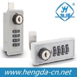 ABS Digital Combination Lock for Lockers (YH1216)