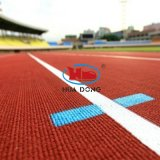 All Weather Prefabricated Rubber Running Track