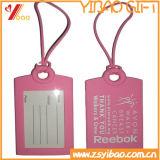 High Quality Soft PVC Travel Luggage Tag