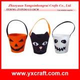 Halloween Decoration (ZY15Y241-1-2-3) Halloween Gift Box Tissue Box