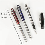 High Quality Metal Pen Also Luxury Good Ballpoint Pen
