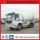 10 Wheels HOWO Concrete Mixer Truck