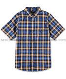 Fashion Custom Children Check Shirts (ELTDSJ-350)
