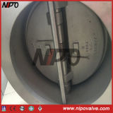 Wafer Type Double Disc Dual Plate Swing Check Valve (H76)