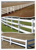 Eco Friendly Vinyl/Plastic/PVC Horse Fence Panel