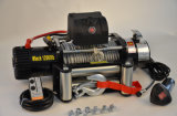New 4X4 Electric Winch 12000lbs Steel Cable Winch for Jeep Wrangler off Road