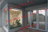 Energy Saving Plastic Window/Double Glass/Window/PVC Window