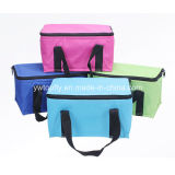Customized Nonwoven Thermal Insulation Picnic Lunch Bag Ice Cooler Bag