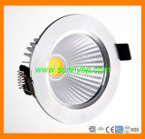 COB Dimmableled Downlight with CE RoHS IEC