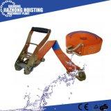 China Ce Good Quality High Strength Lashing Belt Polyester