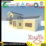 2014 Strong and Cheap Steel Structure Prefabricated House and Villa