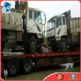 Cheap Used Hyundai (8DC9 engine) Tipper Truck Location at Shanghai