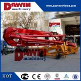15m Mobile Concrete Placing Boom with Proportional Solenoid Valve
