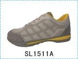 Upper CPU Sole Rubber Work Safety Shoe