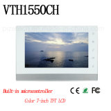7-Inch Color Indoor Monitor {Vth1550CH}