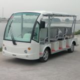 China Electric Sightseeing Bus Car with 11 Seats (DN-11)