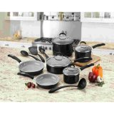 Amazon Vendor 14 Piece Nonstick Ceramic Cookware Set Induction Bottom