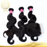Besting Selling Brazilian Body Wave Human Hair with Closure