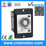 Flush Type Mounting Electric Adjustable Time Delay Relay with CE