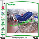 Plastic Foam Baby Seats for Trolley Carts