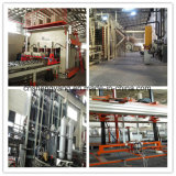 PVC Free Foam Board Production Line, Particle Board Production Line