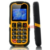 3G Rugged Waterproof Senior Cell Phone with Ce (W28C)