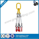 Steel Wire Rope Sling with G80 Components