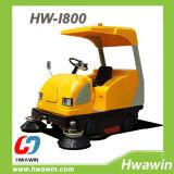 Industrial Warehouse Floor Sweeper