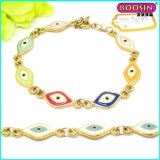 China 2015 New Fashion Gold Charm Bead Bracelet for Women