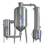 Stainless Steel Single-Effect Circulation Evaporator for Herbal