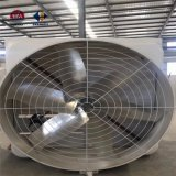 Greenhouses with FRP Wall Axial Fan