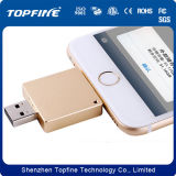 Top Quality OTG USB Flash Drive for iPhone 7
