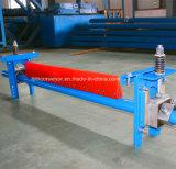 Conveyor Roller Head Polyurethane Belt Cleaner