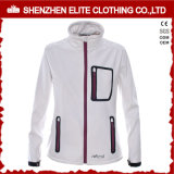 Plus Size Fleece Lining Softshell Jackets for Women