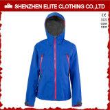 Sport Windproof Softshell Jacket with Fleece Lining