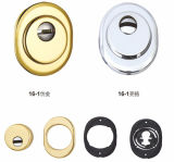 High Quality Zinc Alloy Security Door Cylinder Cover (16-1)
