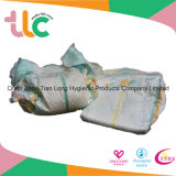 Super Absorbent Soft and Dry Disposable Baby Diaper with Good Quality