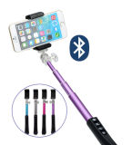 Monopod with Bluetooth Shutter Button Selfie Stick (LC-Z07-6P)