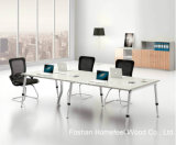 Popular White Office Conference Meeting Table (HF-A09)