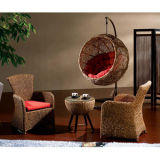 Commercial Use Real Rattan Sofa Set (HC1039)